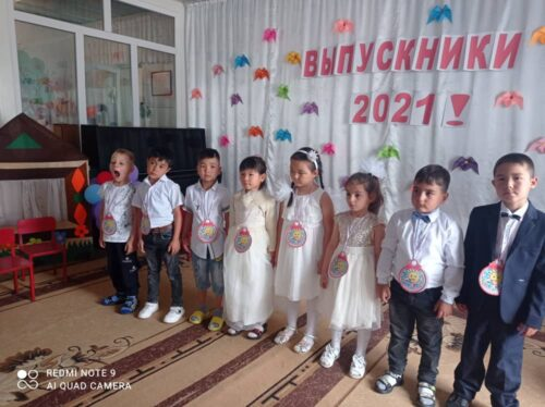 Выпускники 2021
